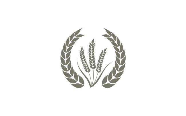 Wheatsheaf Logo Stamp