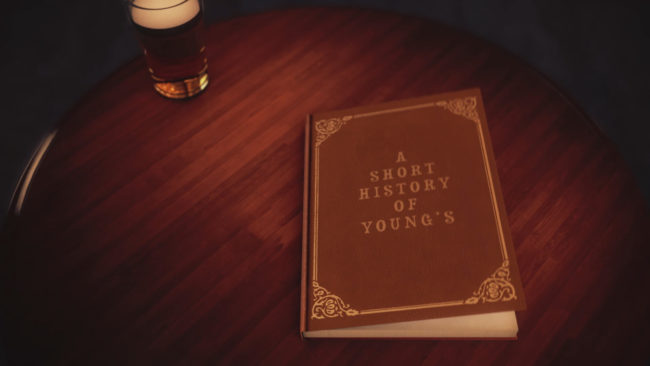 A Short History of Youngs Promo